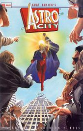 Kurt Busiek's Astro City Vol.1 No.1